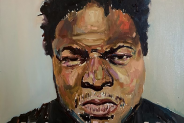 Painting by Beverly McIver