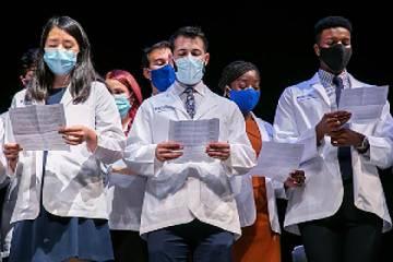 MD Student White Coat Ceremony