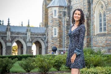 Laura Navarro, DKU Class of 2020