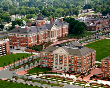The MURDOCK campus in Kannapolis