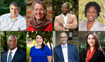 New Divinity school faculty 2020-21