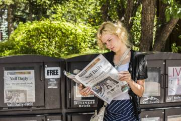 Local Newspapers Are Suffering, but Still the Most Significant