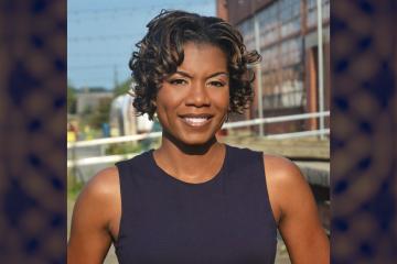 New faculty member Nicki Washington