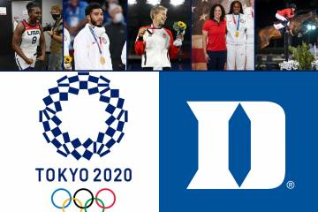 Olympic Duke medalists