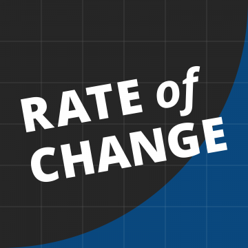 Rate of Change series logo