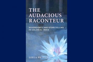Leela Prasad Book The Audacious Raconteur