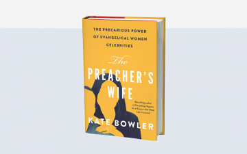 The cover for Kate Bowler's book