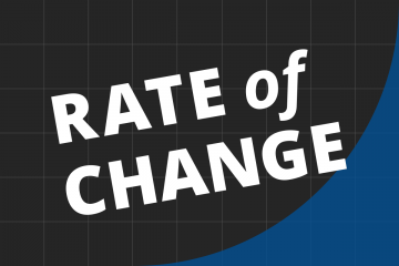 Rate of Change podcast logo