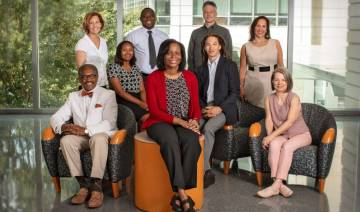 Kimberly Johnson and the Reach Equity Team