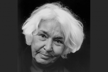 Nawal el Saadawi. Photo from the Melofestivalen in Oslo, courtesy Creative Commons.