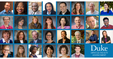 faculty recipients of provost seed grants on racism