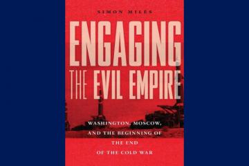Simon Miles book cover on the Evil empire