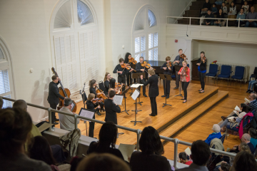DUSS faculty and students will perform a benefit concert Saturday.