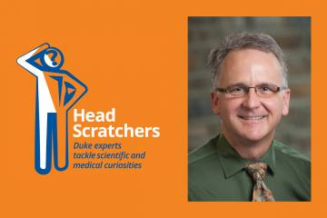 Tony Moody discusses flu vaccines on the Headscratchers podcast