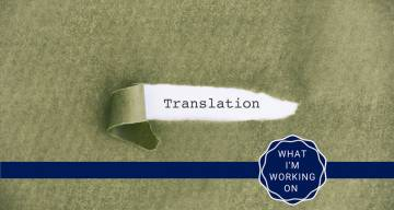 Joan Munné says translation has been essential to the global distribution of knowledge.