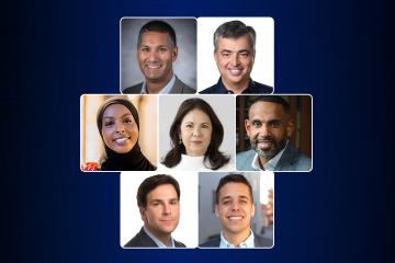 New Duke trustees for 2021: