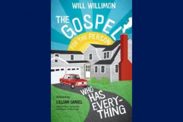 William Willimon book cover